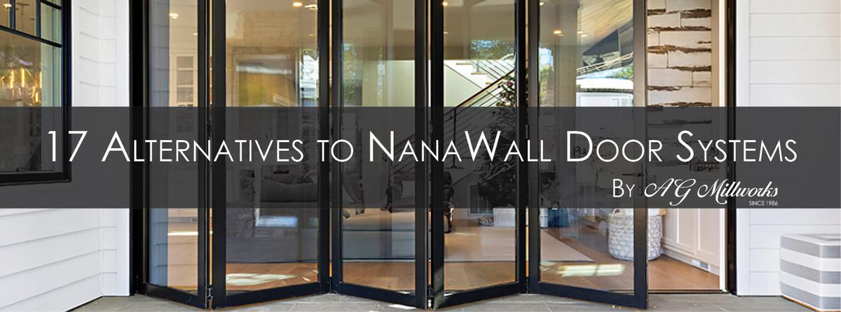17 Alternatives to NanaWall Door Systems