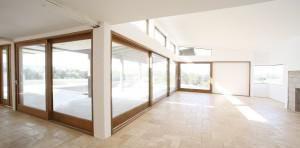 Aesthetic Benefits of a Large Glass Patio Door