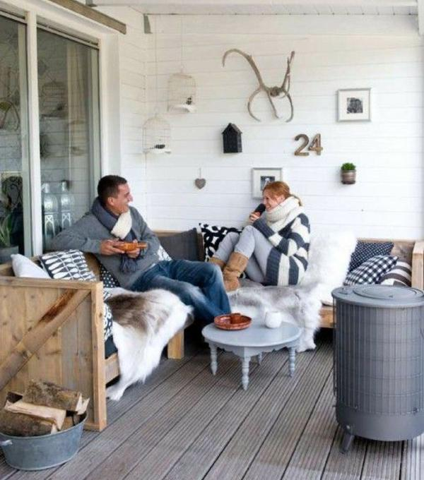 Cozy Up On Your Patio In Style!