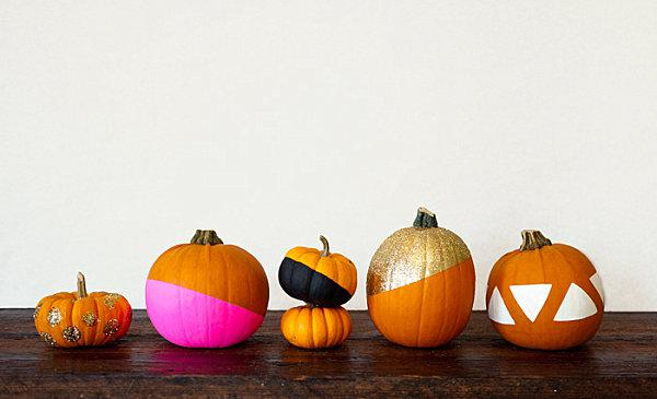 Creative No-Carve Pumpkin Decorating Ideas for All