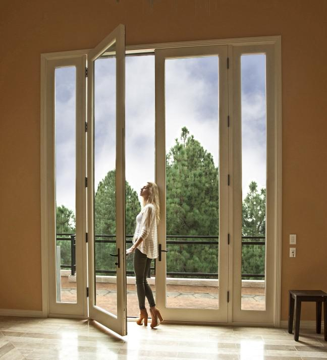 Product Highlight: Add Some Elegance to Your Home with French Patio Doors!