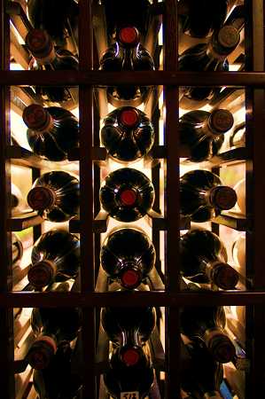 Celebrate the Arrival of Fall with a Wine Tasting Party in Your New Wine Cellar