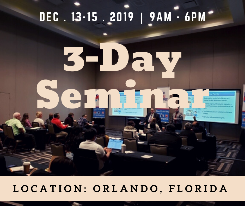 Join us in Orlando for 3-Days