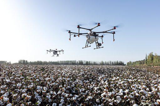 Drones And A Higher Market Share