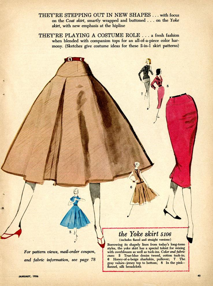Vintage Mail Order Patterns
