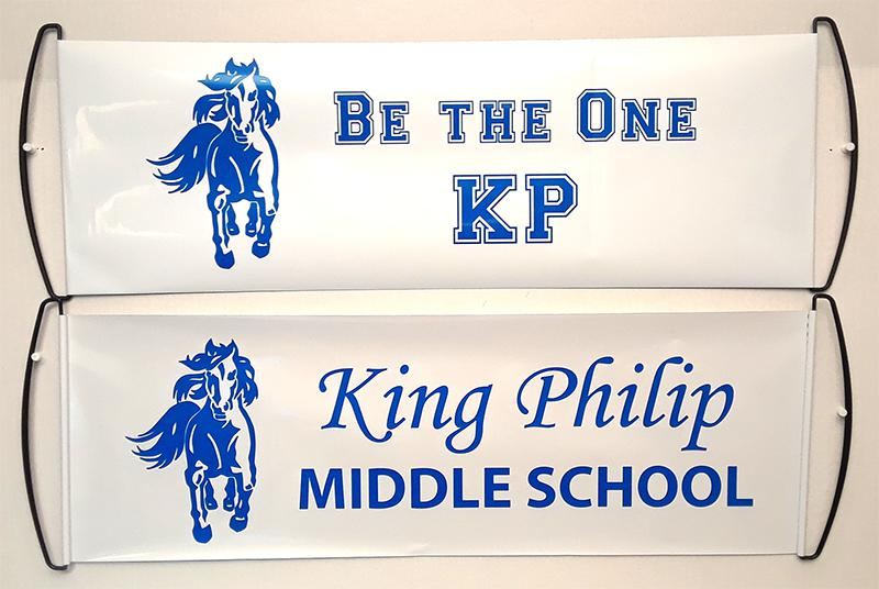 King Phillip MS Be the One KP