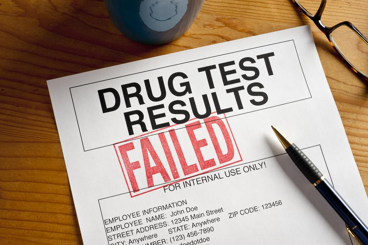 Your Employee's Drug Test Results Came Back Positive. What Actions Should You Take?