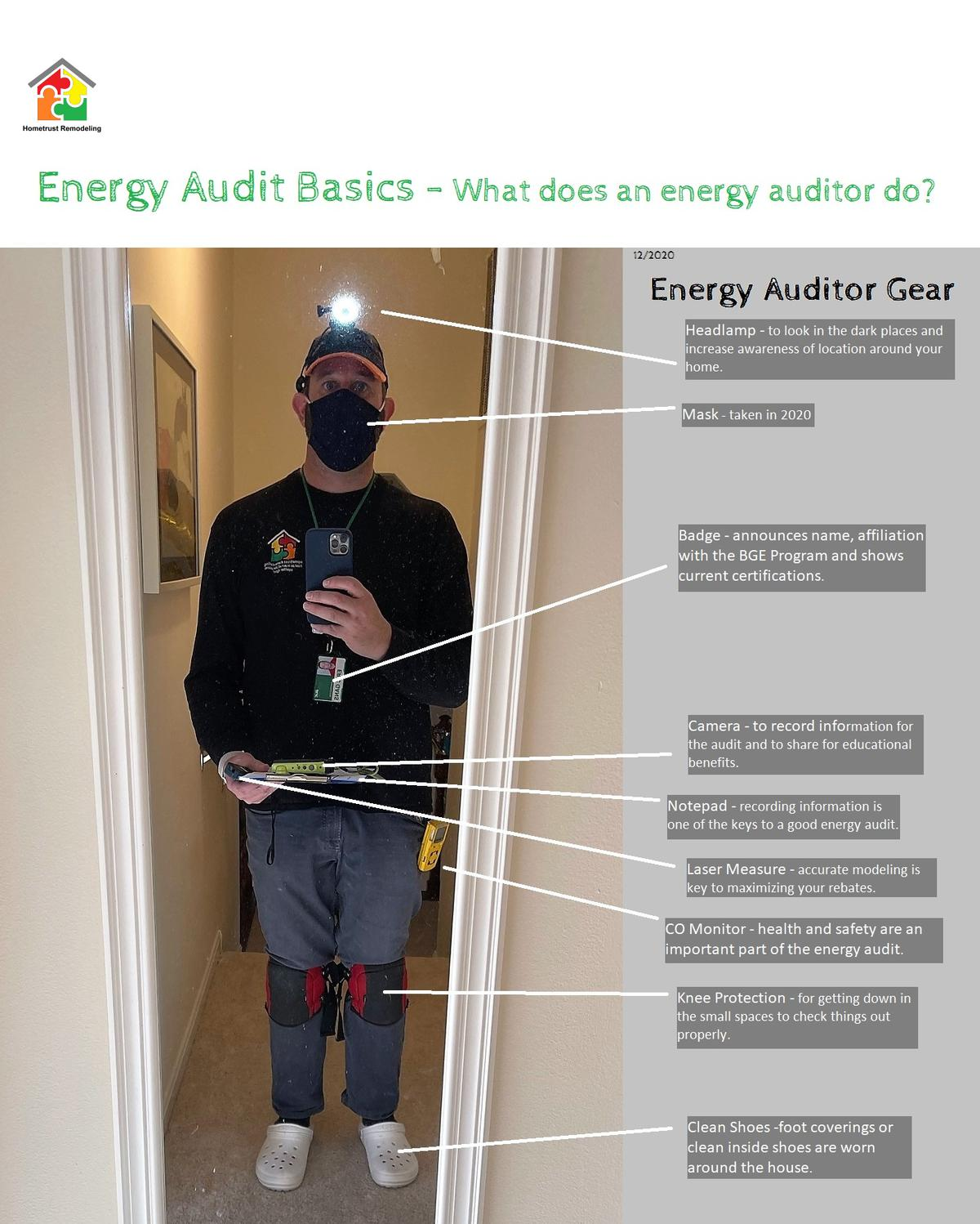 Not all BGE Energy Audits are Equal