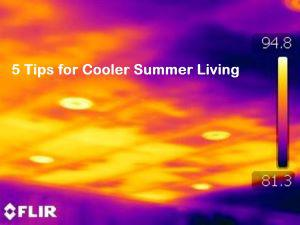 How to Beat the Maryland Summer Heat - 5 Tips for Cooler Living