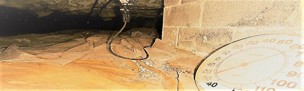 What Should You do with Your Crawl Space? Here is Why You Should Seal It!