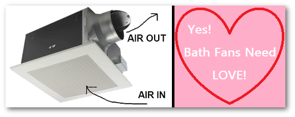 Bath Fan Replacement and Proper Venting (with Videos)