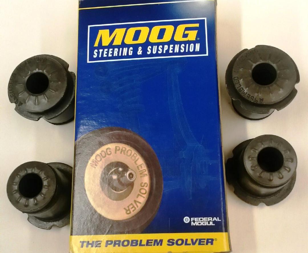 Suspension Control Arm Bushing Kit Front Upper Moog K408