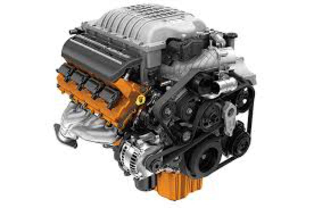 Mopar 6 2L Hellcat HEMI Crate Engine