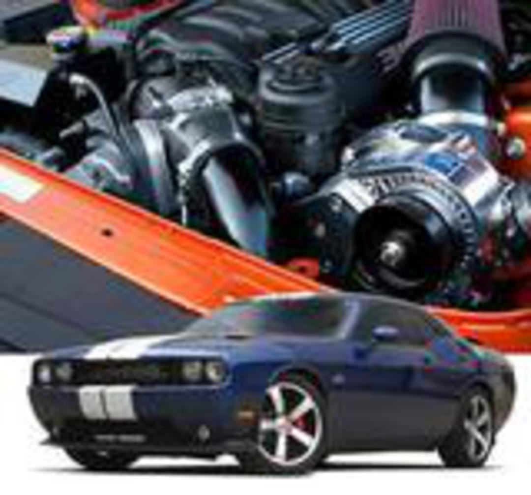 2011-2014 Dodge Challenger 6 4L Tuner Kit