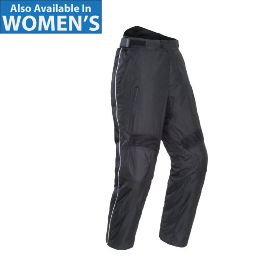Pick Size Tour Master Mens Waterproof Motorcycle Overpants w// Armor