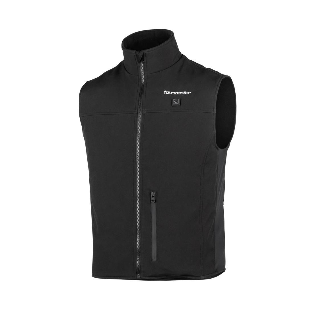 Tourmaster Synergy Mens Black Pro-Plus 12-Volt Heated Motorcycle Jacket