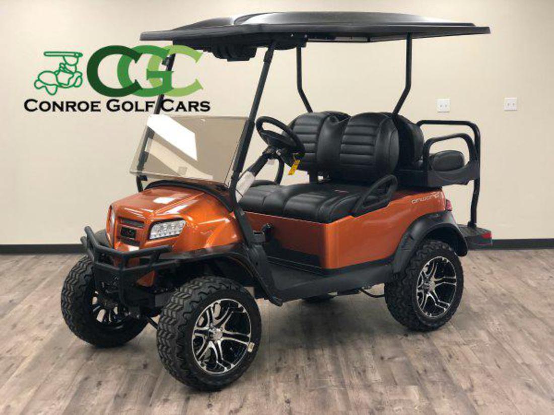 Club Car Golf Carts: 2018 Club Car Onward