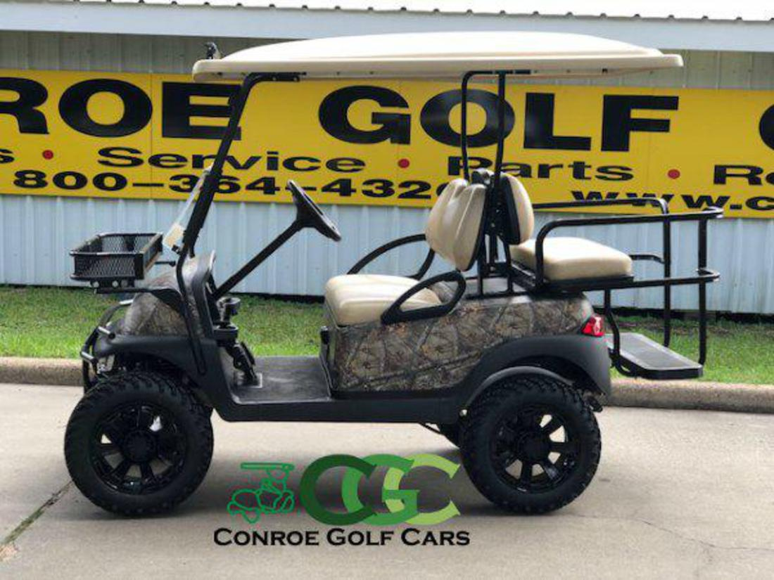 Ez Go Electric Golf Cart Penger Rear Grab Bar on
