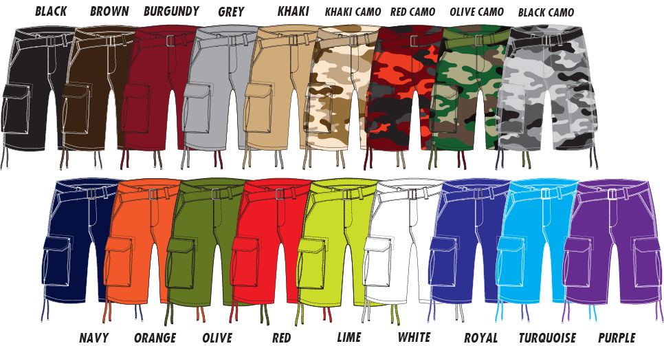 Drake Gold Resources Inc.'s(DKGR:OTC) subsidiary, Universal Apparel Company, provides illustrations of Cargo Pants to be produced by Impressive Group.