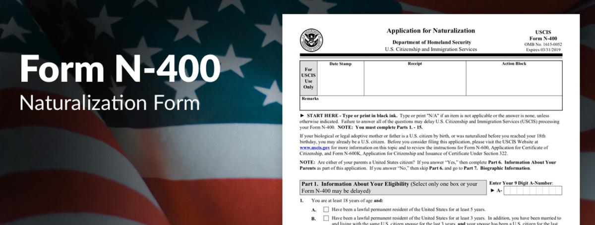 Updated Naturalization N-400 Questions for 2019