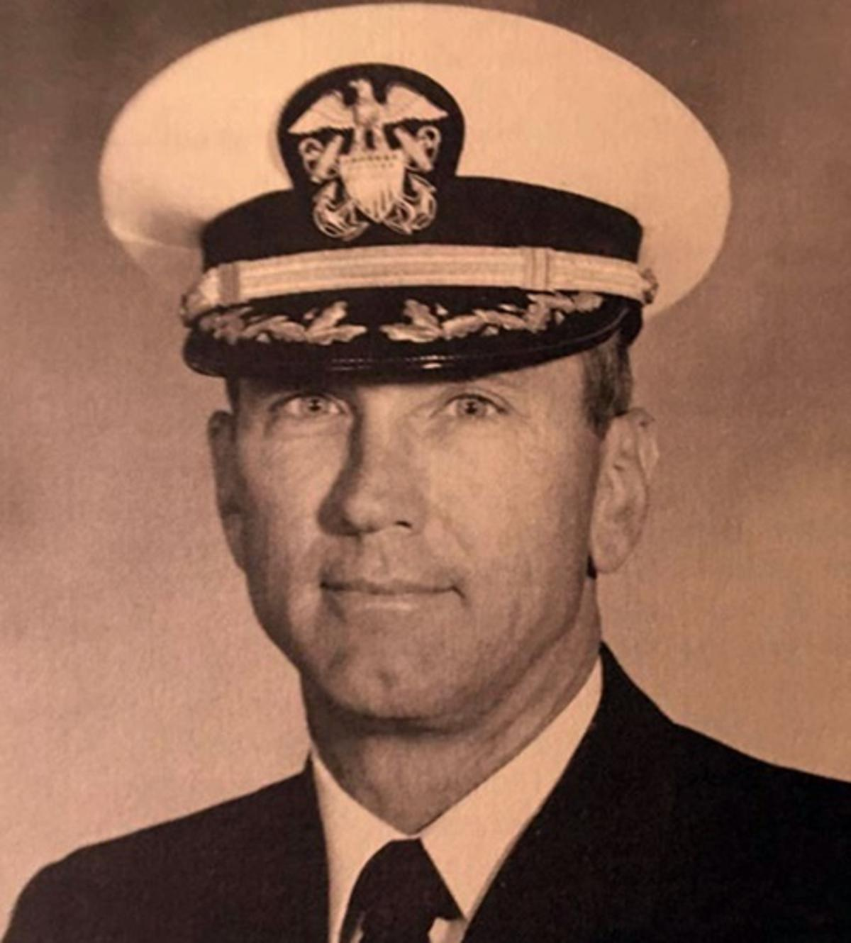 Captain William Lawrence