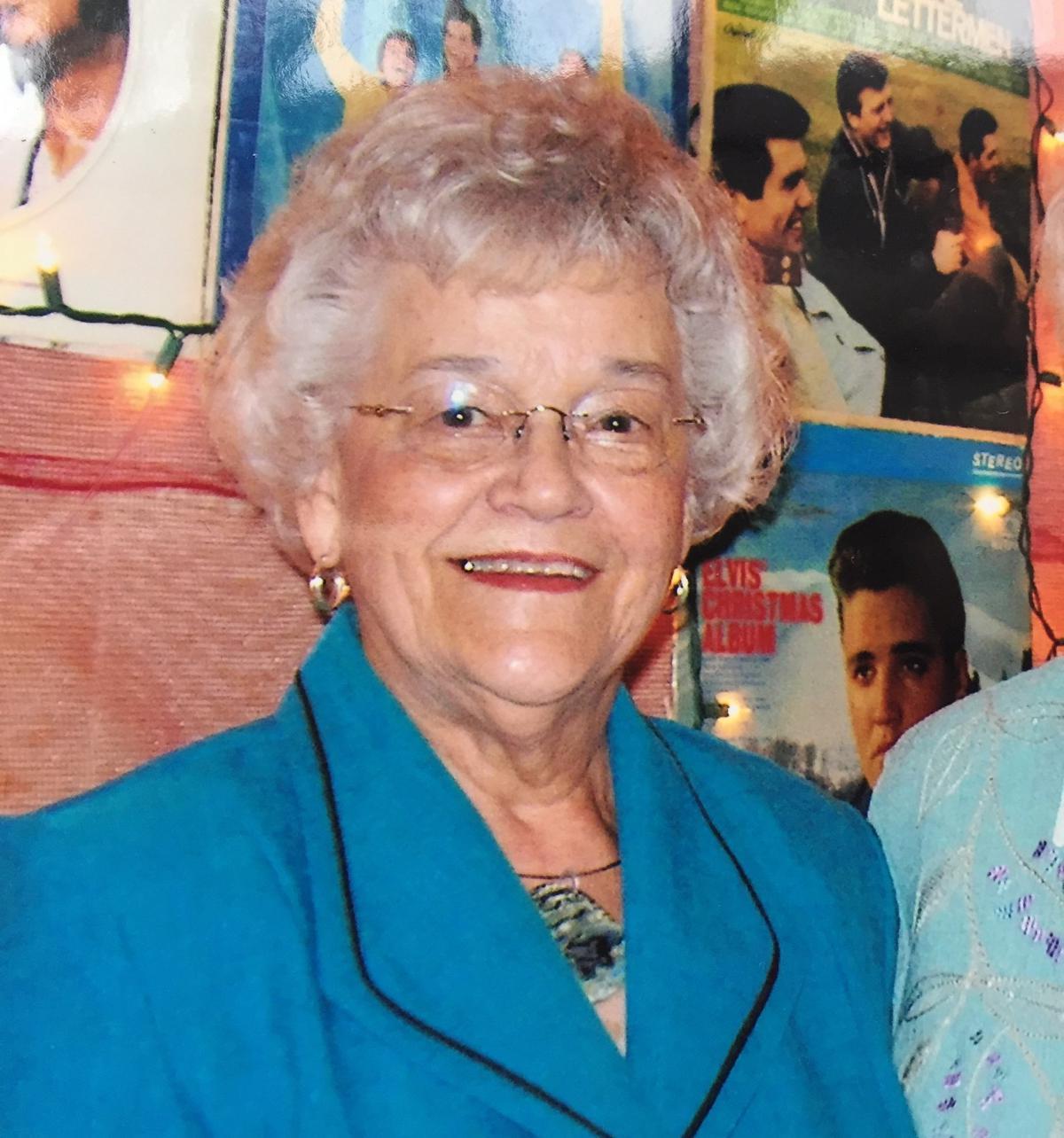 Martha Anne McDowell Rawlings