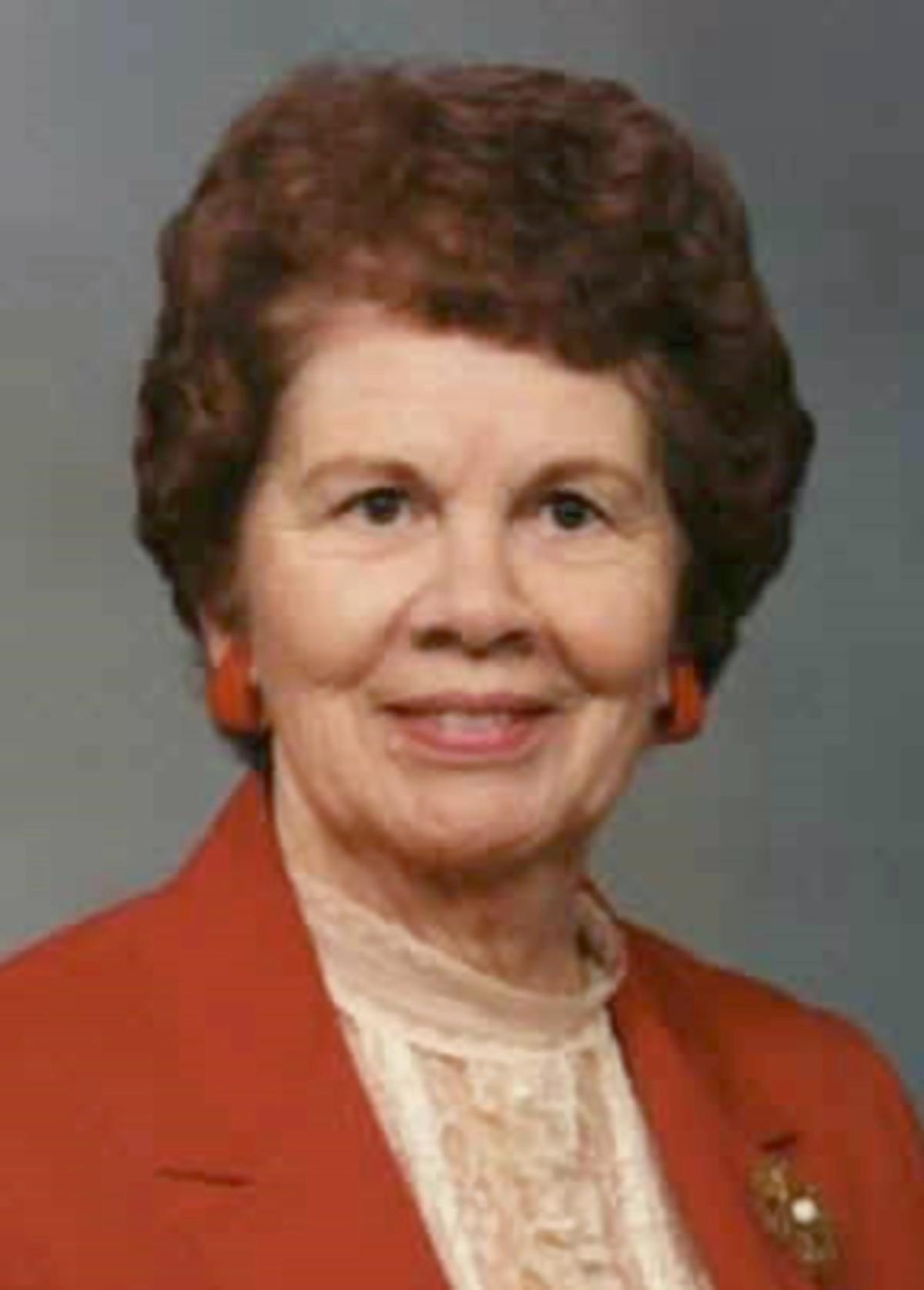 Shirley Underwood Haag