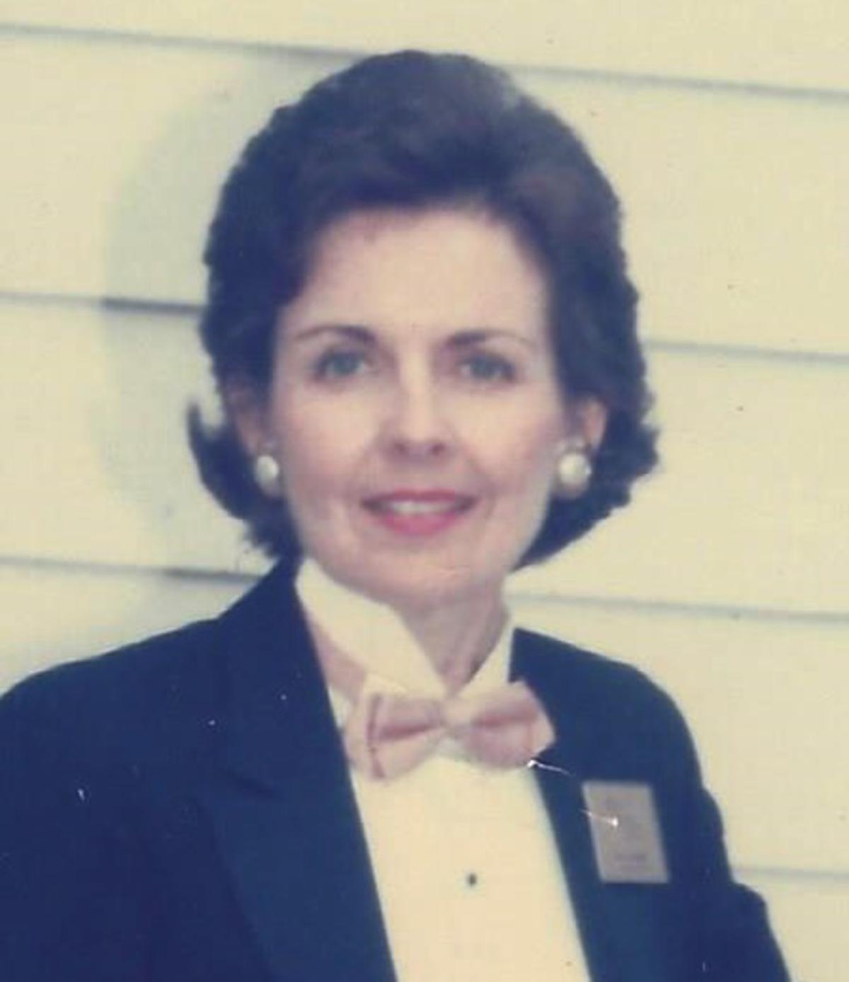 Sylvia McDonald Mahaney