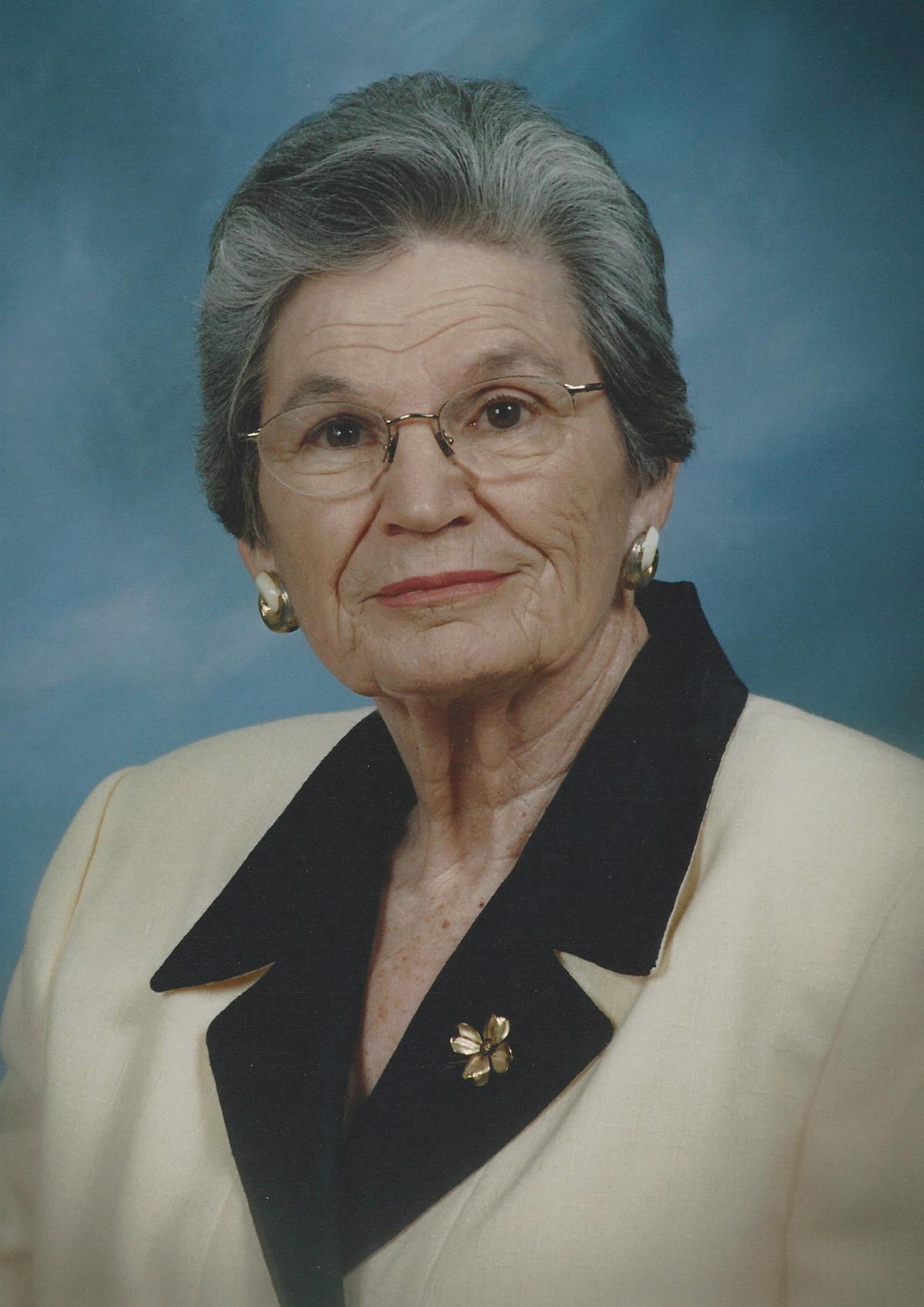 Thelma Edwards Tisdale