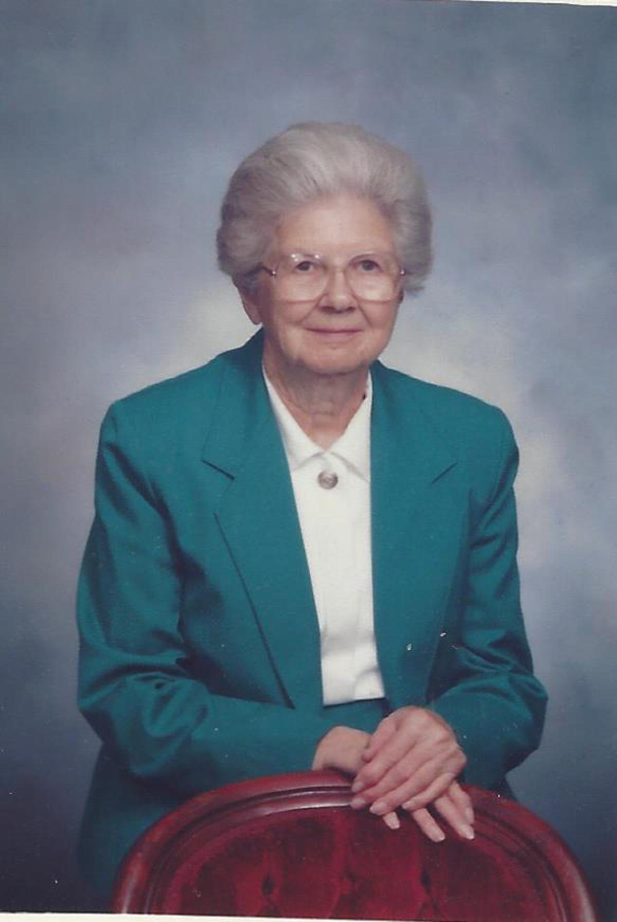 Edith Bradshaw Spruill