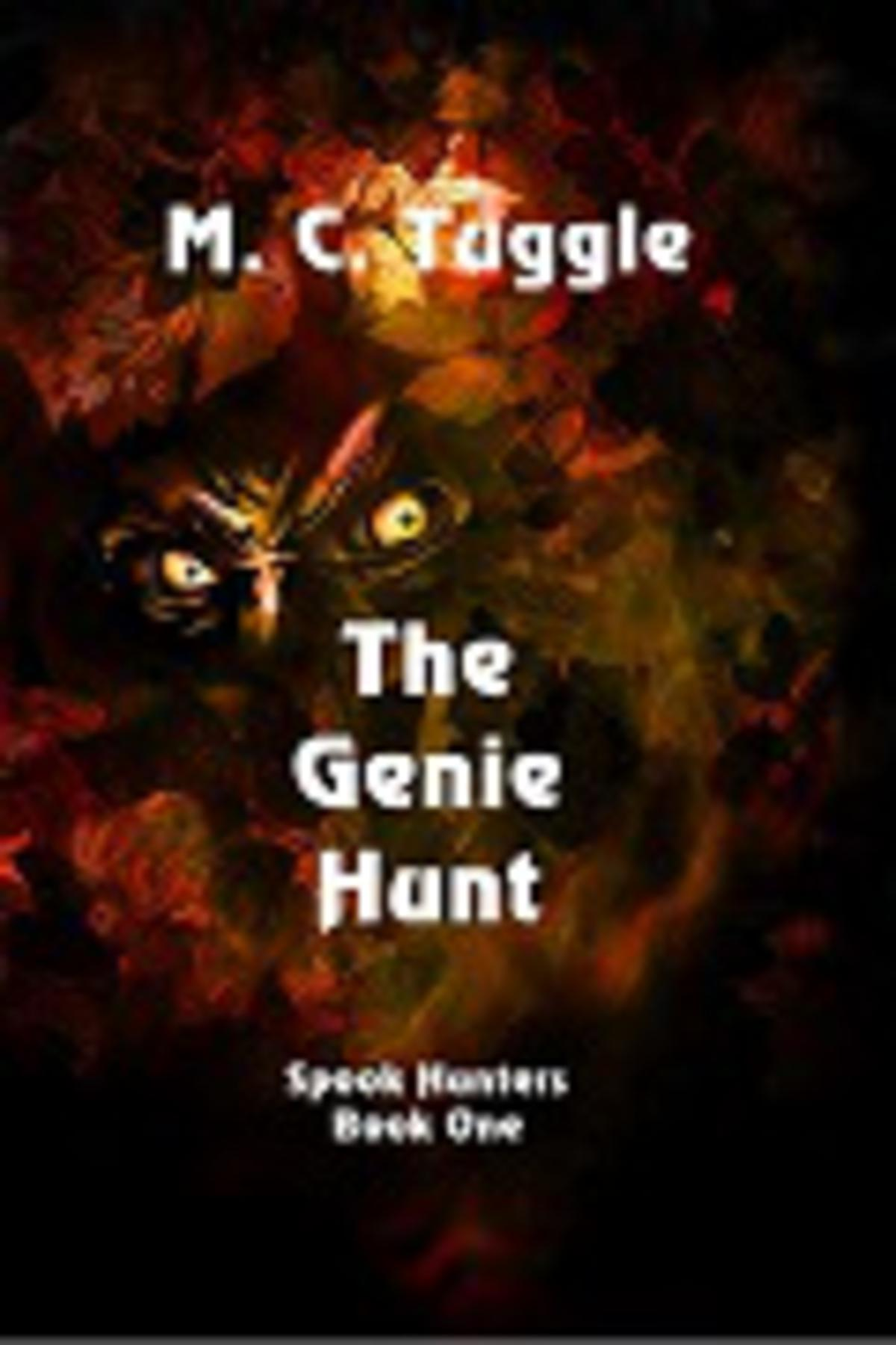 Mike Tuggle book 'The Genie Hunt' published