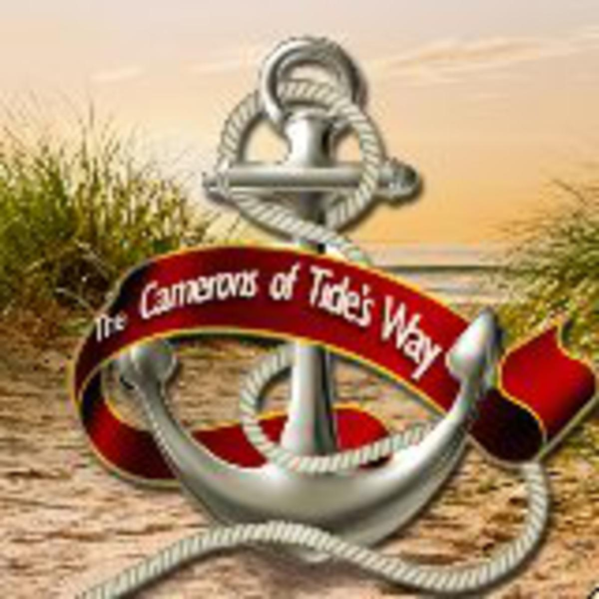 TRUSTING WILL - Book 3 in the Camerons of Tide's Way