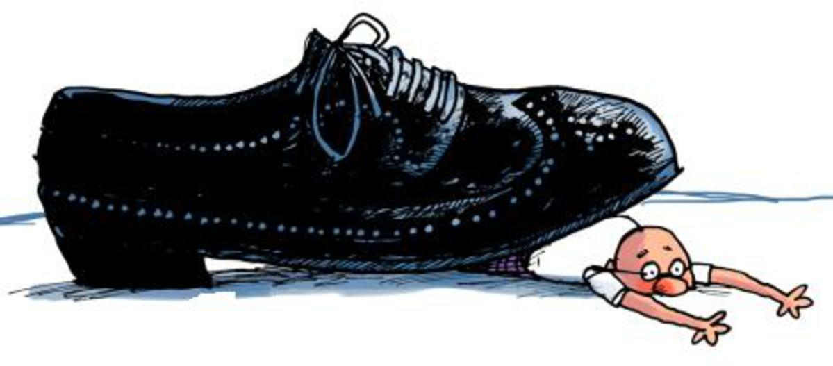 The other Shoe