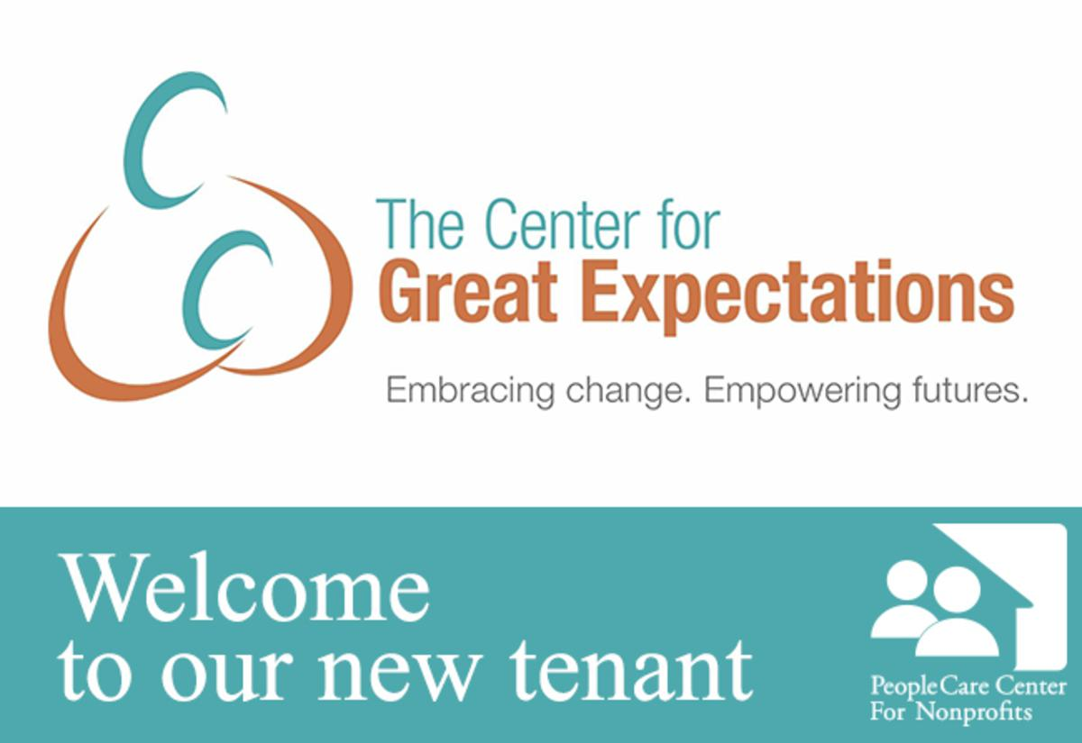 Welcome New Tenant - The Center for Great Expectations
