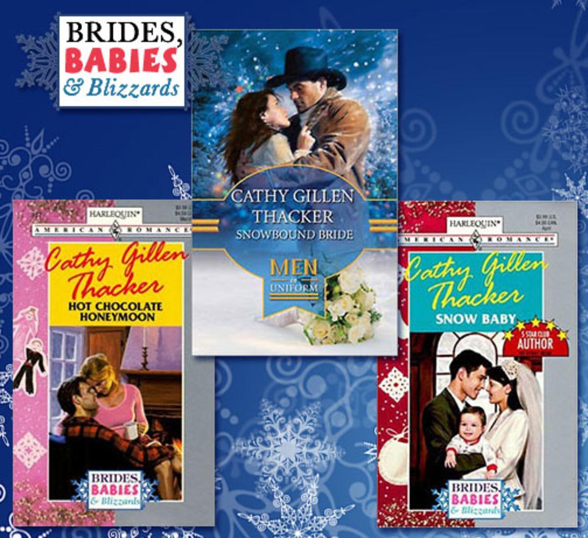 Brides, Babies & Blizzards #tbt