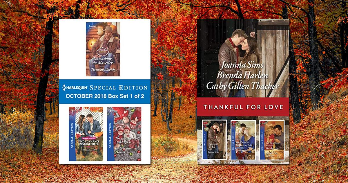 Fall Box Set and Thanksgiving Bundle