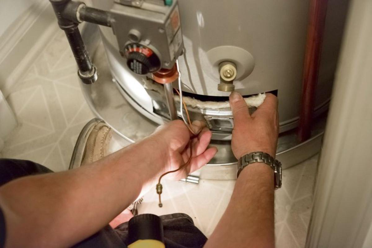 Water Heater Maintenance in Bucks County