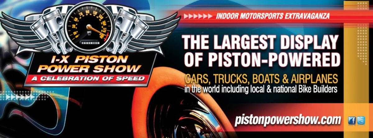 Speed City Debuts at 2017 Piston Power Show