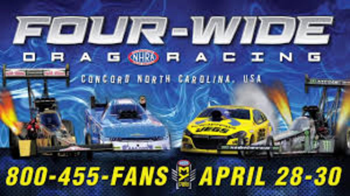 Star Racer Dominates the Four Wides in Charlotte