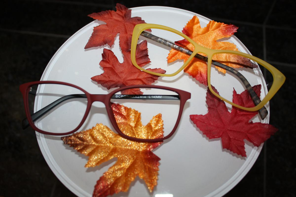 FALL INTO COLOR WITH THE OPTICAL SHOP AT WAREC