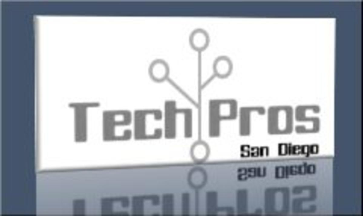 Tech Pros - San Diego Computer Repair (619 320-TECH)