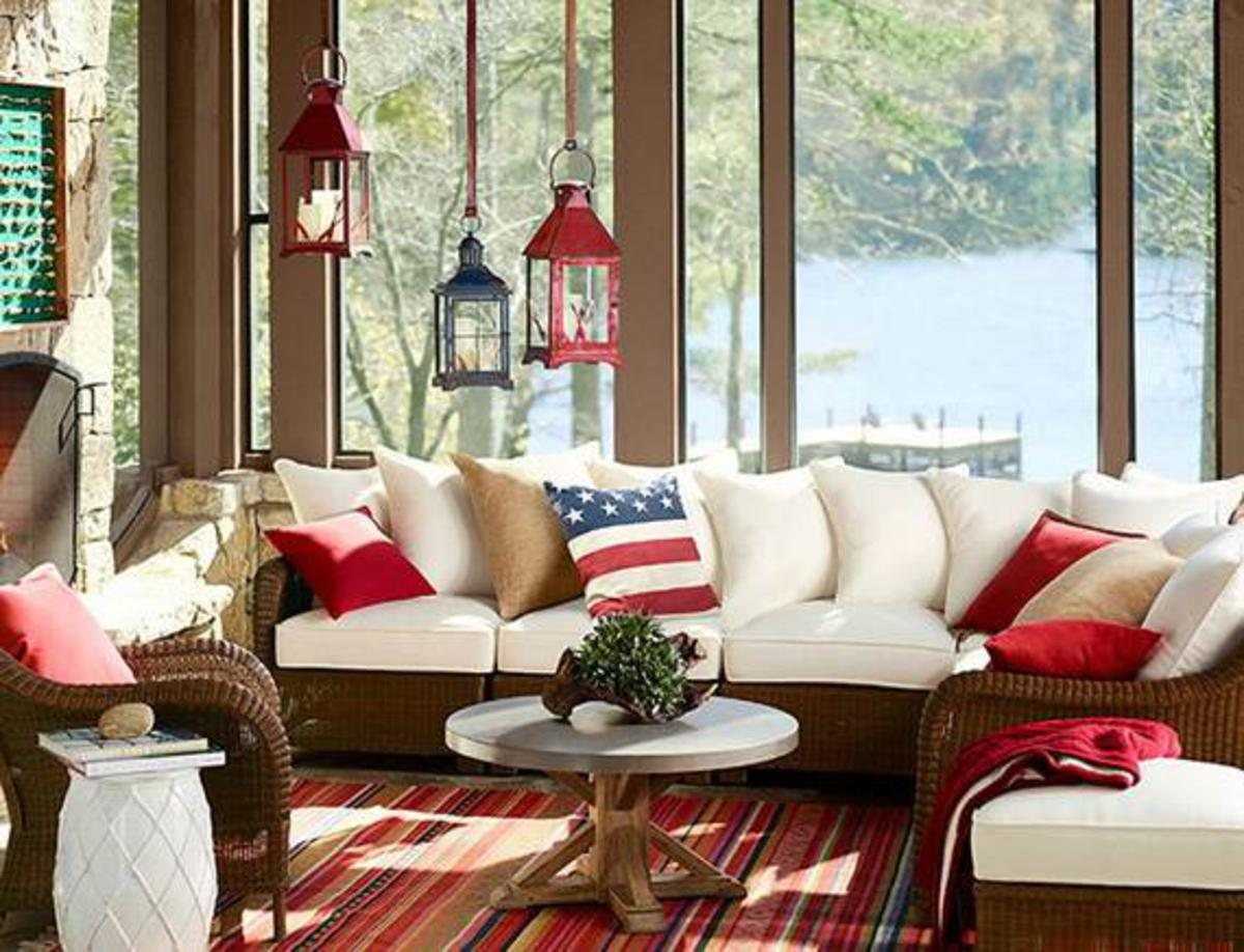 Easy 4th of July Home Decoration Ideas to Impress Your Guests