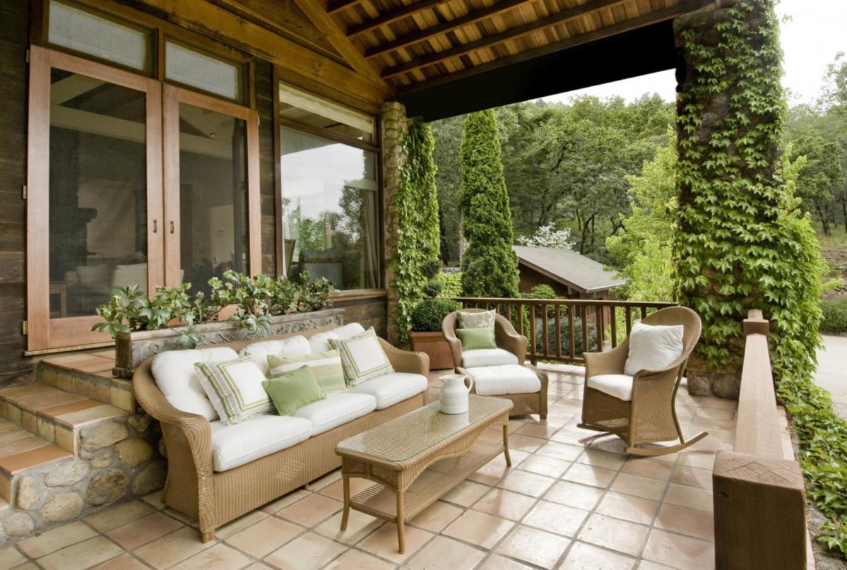 Indoor Outdoor Living: Create a Backyard Getaway