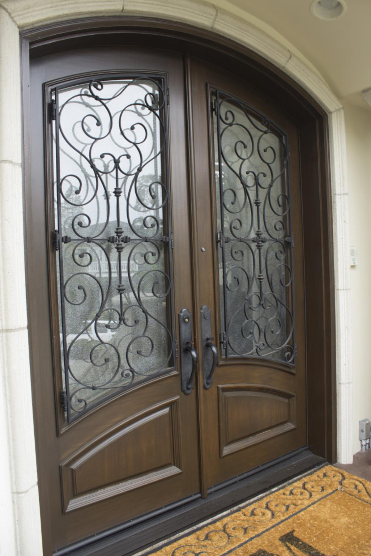 Product Highlight Luxury Custom Entry Doors