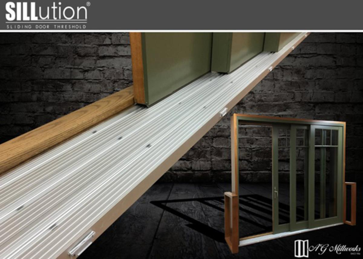 Check Out Our Newest Sliding Door Threshold