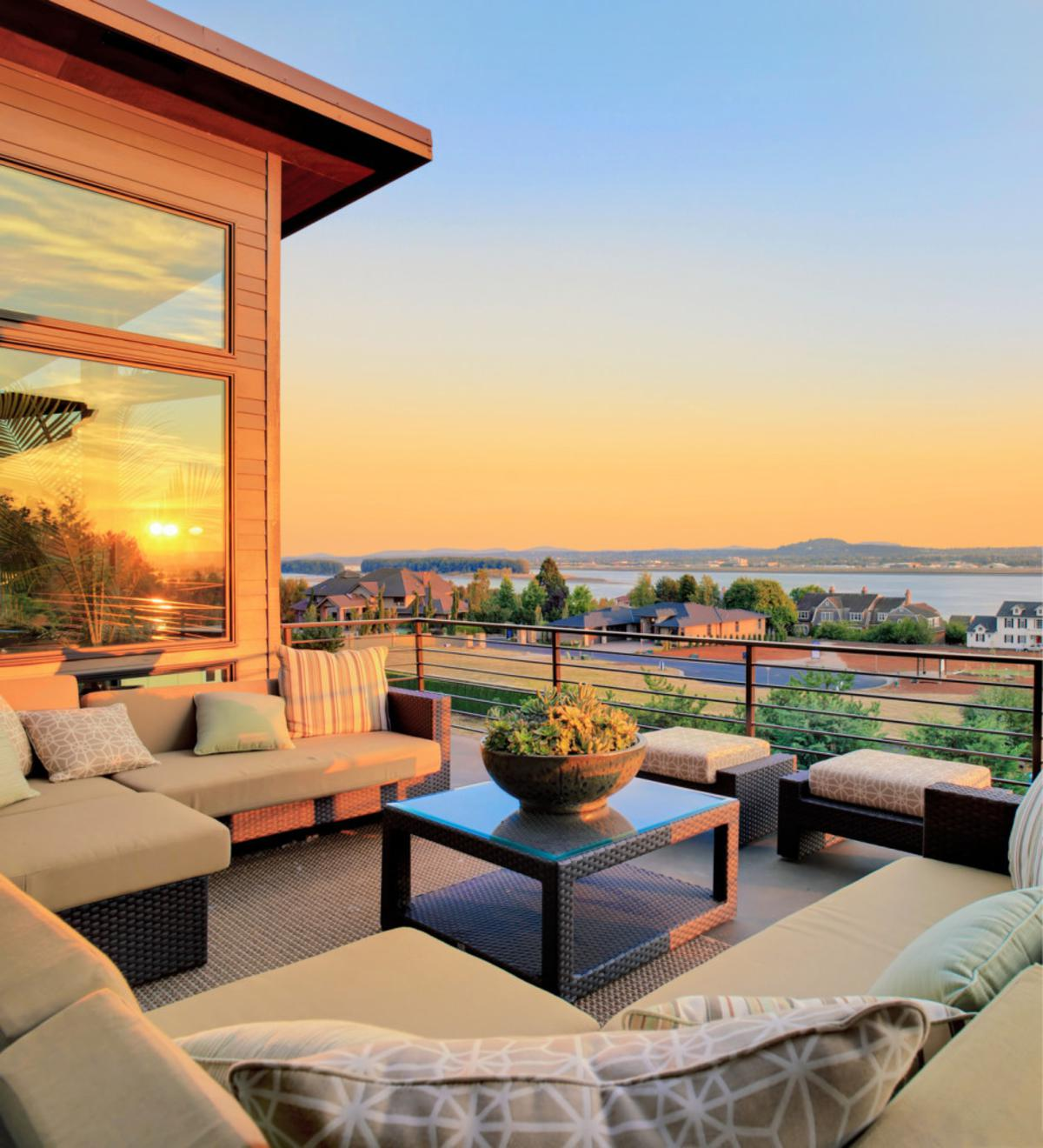 Summer Patios for Open-Air Living