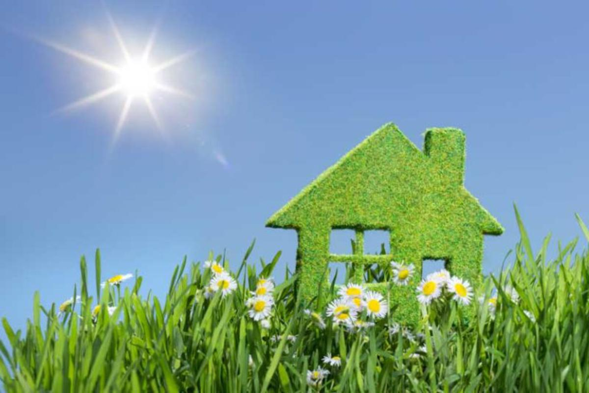 These Green Trends Are Shaping Home Building