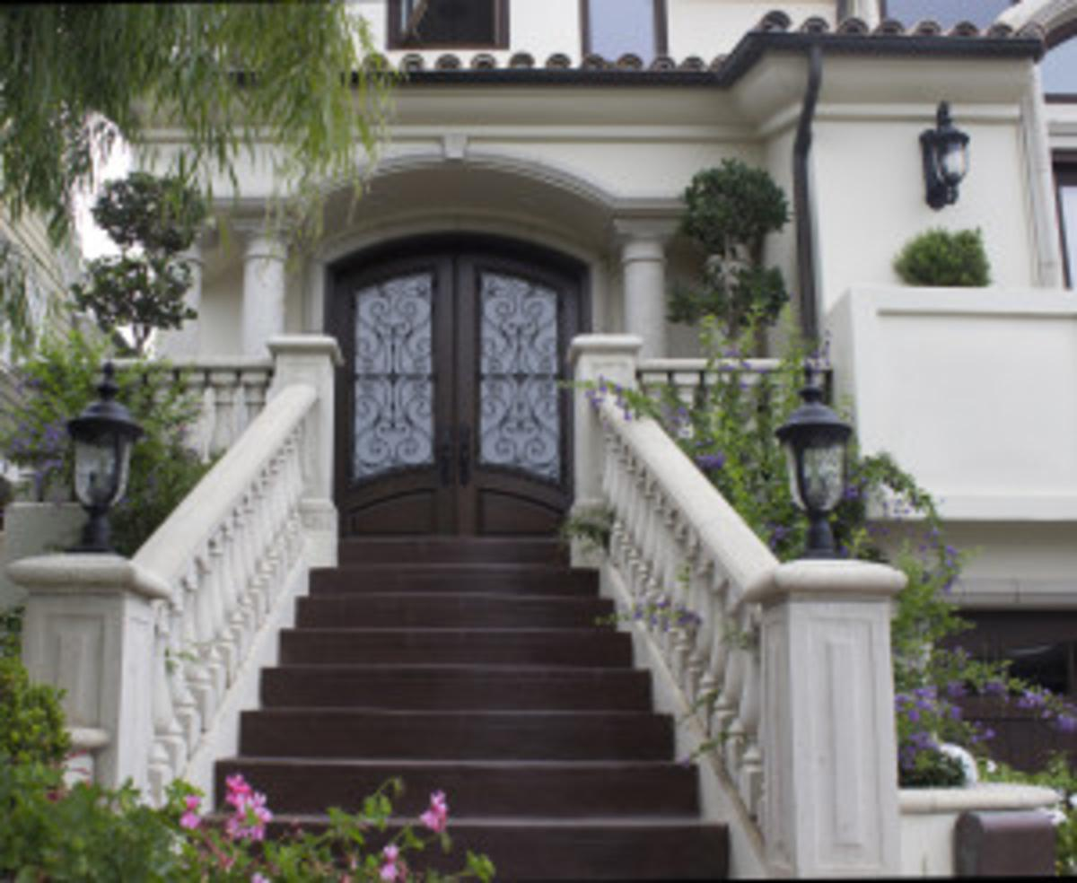 Want to Make a Great Impression? Be Uniquely You with Custom Entry Doors for Your Home!