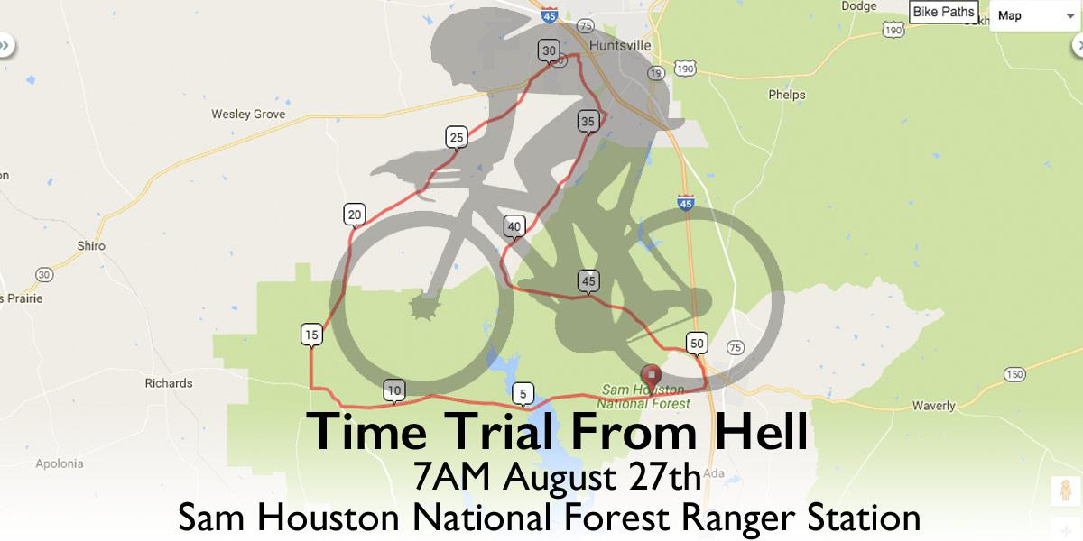 Time Trial from Hell