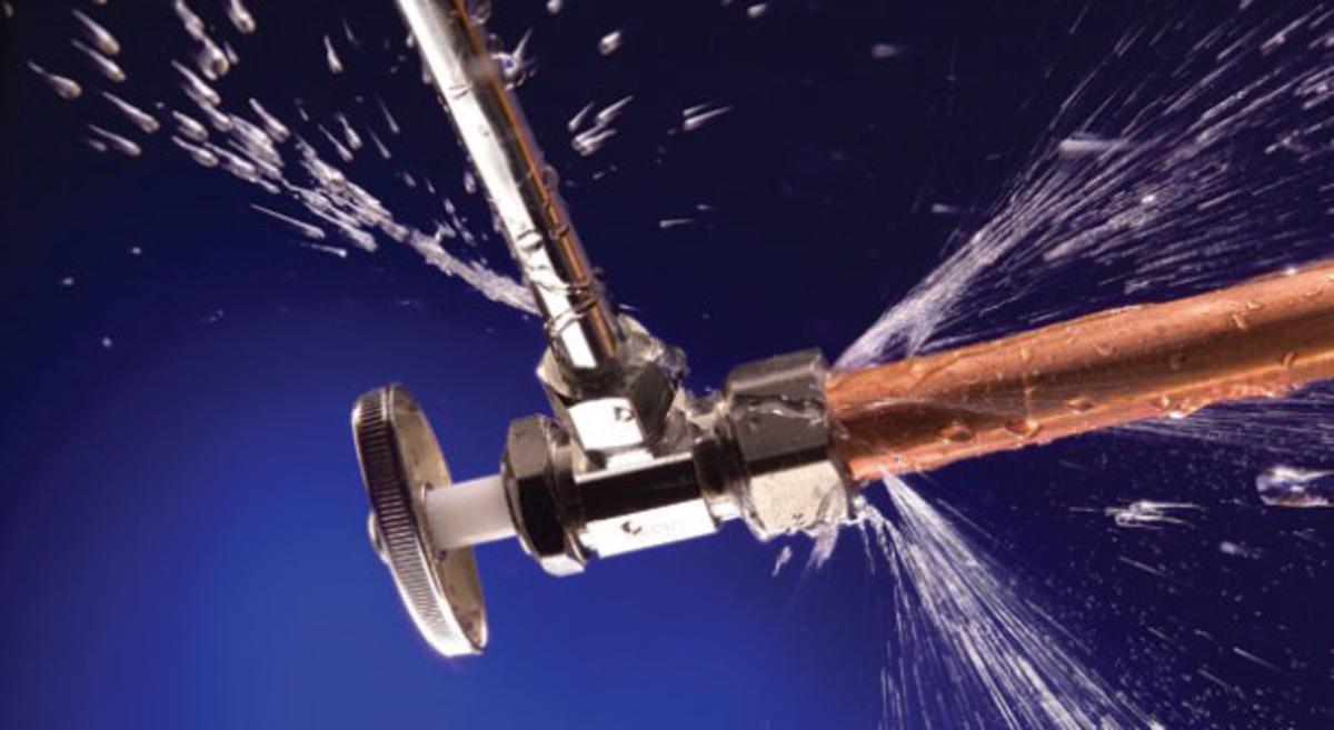 Preventing Water Damage From Plumbing Leaks